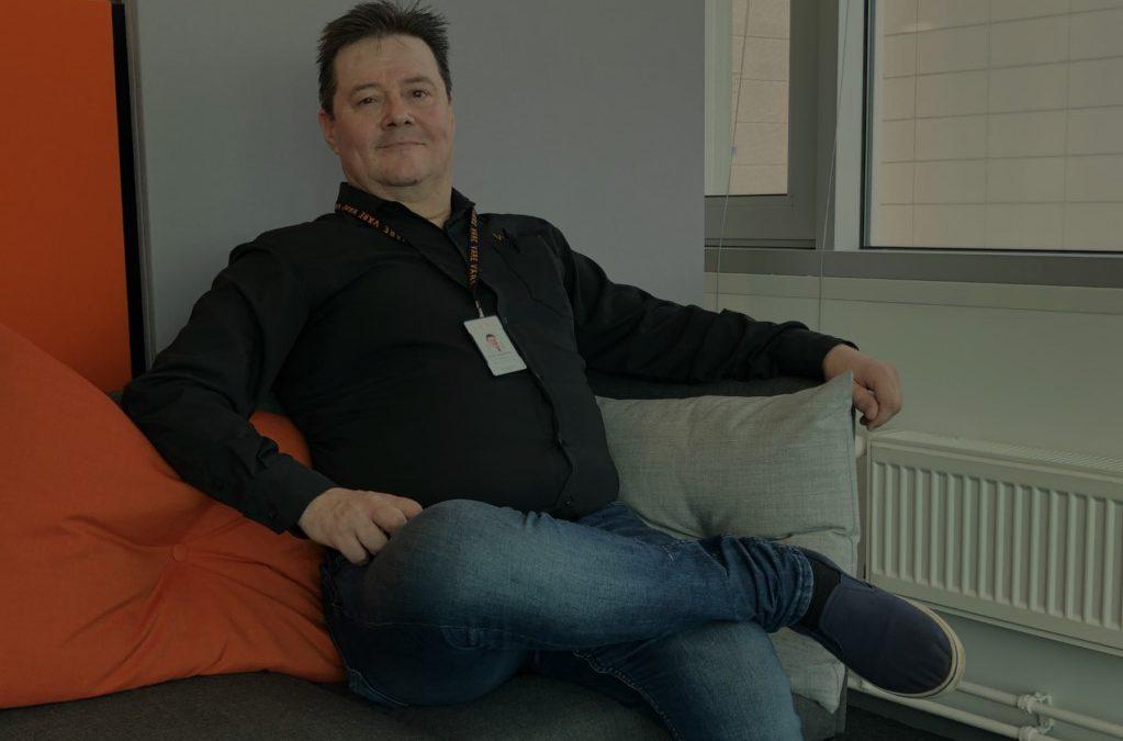Muistoissamme Antti Issakainen (1968-2019)