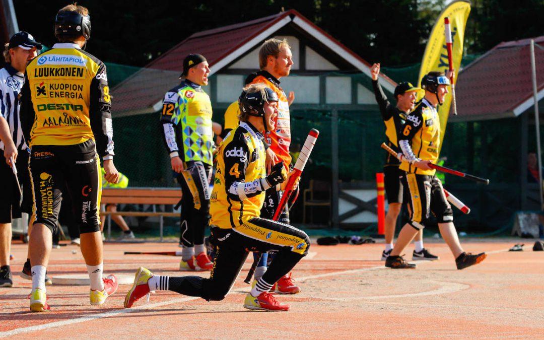 SiiPe voiton päässä Superpesiksestä, PuPe karsintaan – hieno lauantai Pohjois-Savon pesäpallolle