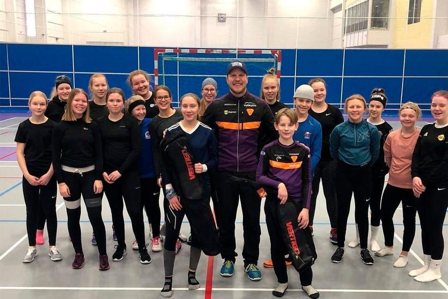 Sotkamon Jymy järjestää tähtipelaajien nimikkoleirejä nuorille pesäpalloilijoille