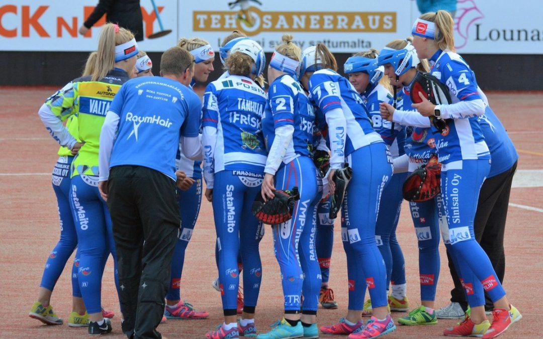 Fera vei B-tyttöjen Suomen mestaruuden 640 katsojan edessä – ratkaisu vasta kotiutuskilpailussa!