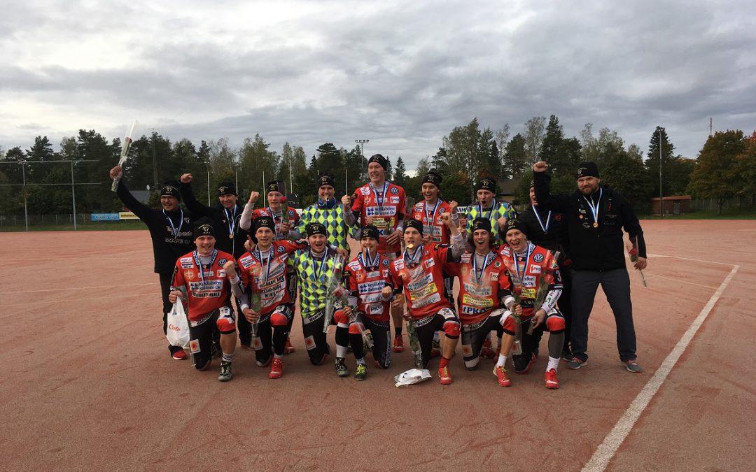 Kunnarit ratkaisivat – Kiteen Pallo -90 juhlii historiallista Suomen mestaruutta!