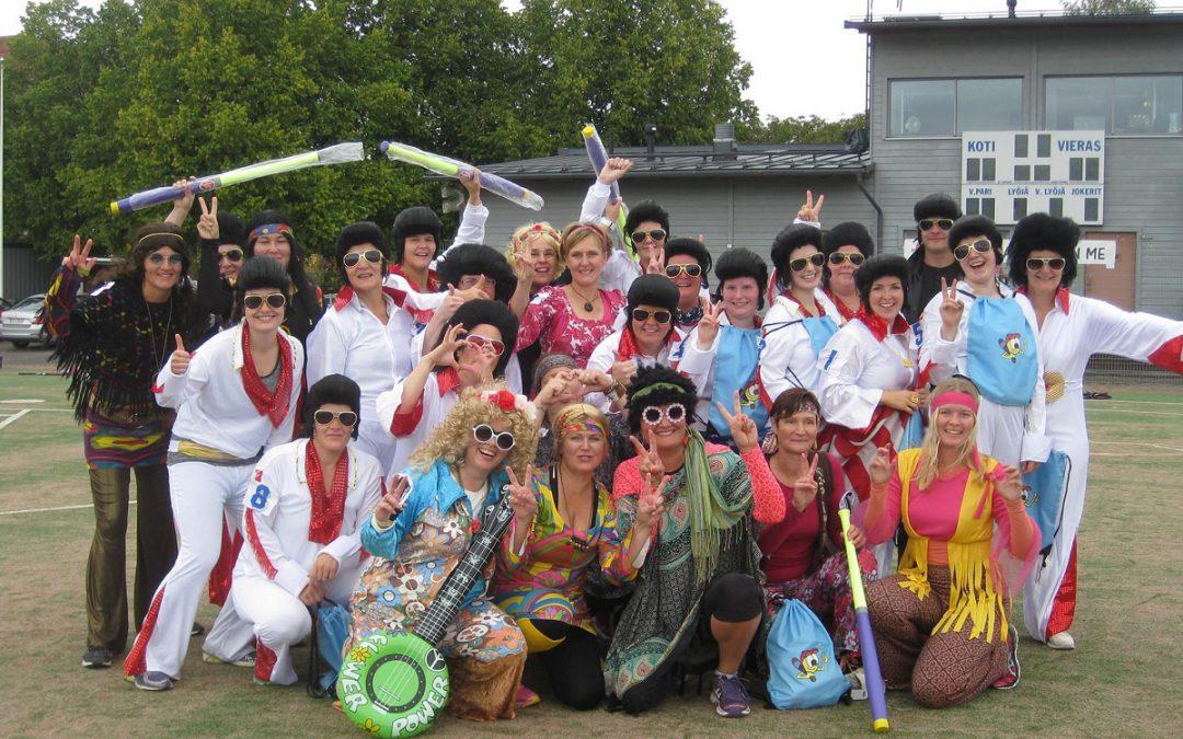 Valtakunnallinen Lady-Pesis-turnaus Turussa viikonloppuna – suosio yllätti järjestäjätkin!