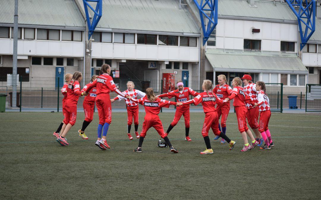 Pesäpalloliiton ja Opetus- ja kulttuuriministeriön tuet seuroille