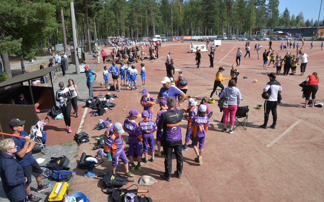 Haku avattu: Pesäpalloliitto myöntää tukea junioripäällikön tai toiminnanjohtajan palkkaamiseksi