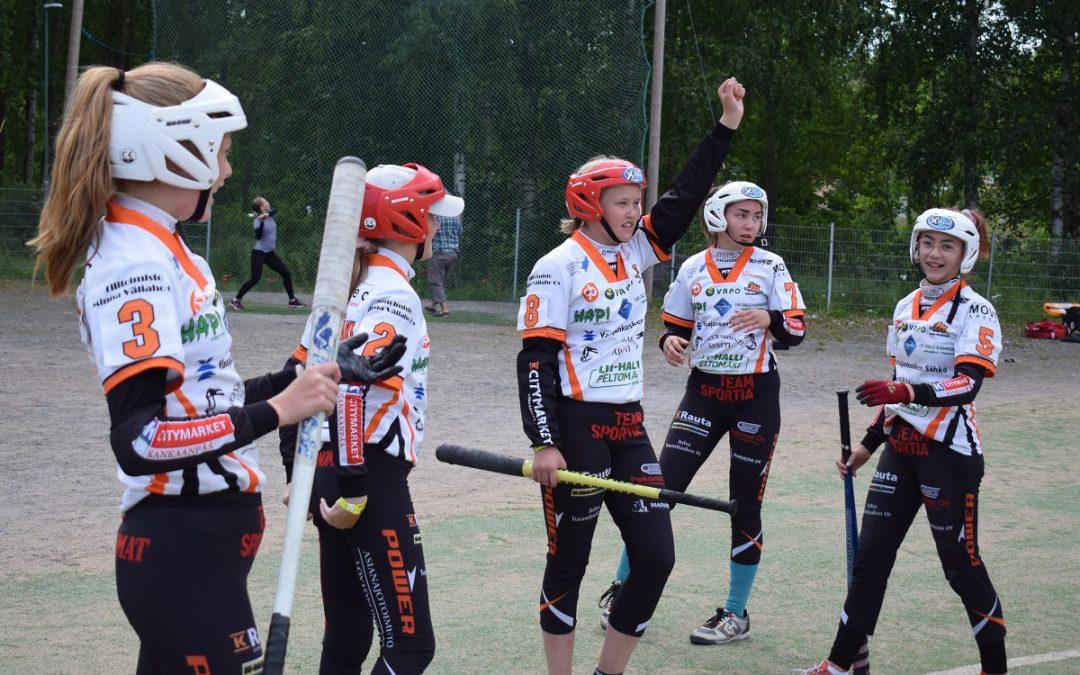 Mailajuniorit järjestää C-tyttöjen harjoitusturnauksen Kankaanpäässä 9. toukokuuta