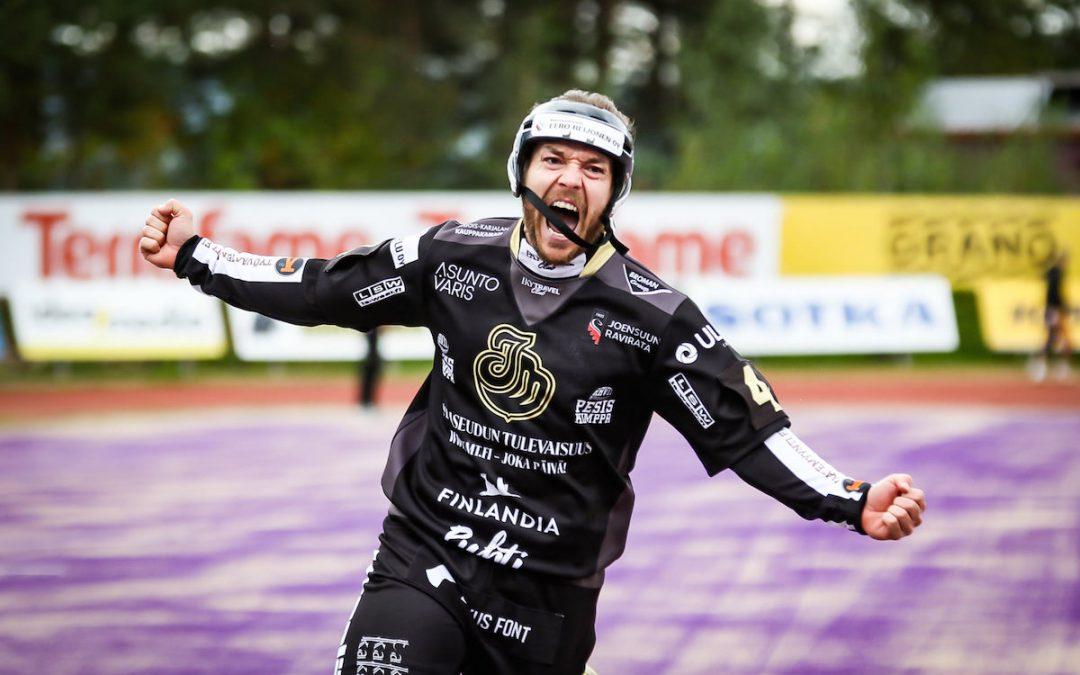 Urheilutoimittajat: Juha Puhtimäki on pesäpallon paras!