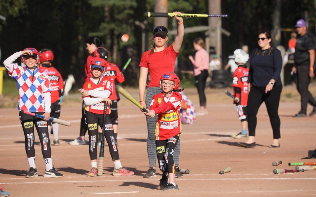 Ulvilan Pesä-Veikot Tähtiseuraksi – kehittävä ja innostava ympäristö harrastamiseen ja urheiluun