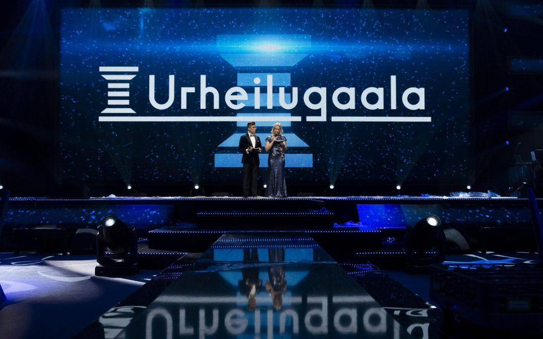 Urheiluvuotta 2019 juhlistettiin Urheilugaalassa – Jari Haapaselle Vuoden taustavoima -palkinto