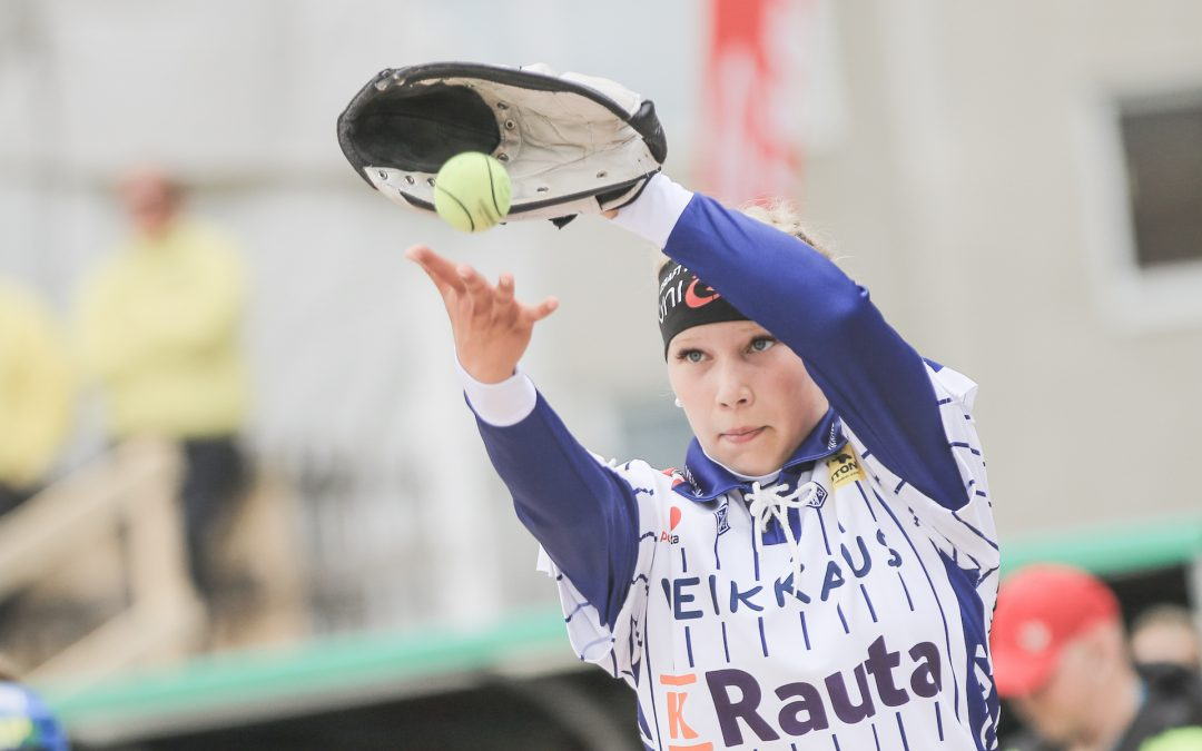 Seinäjoen Maila-Jussit B-tyttöjen Halli-SM-lopputurnaukseen!