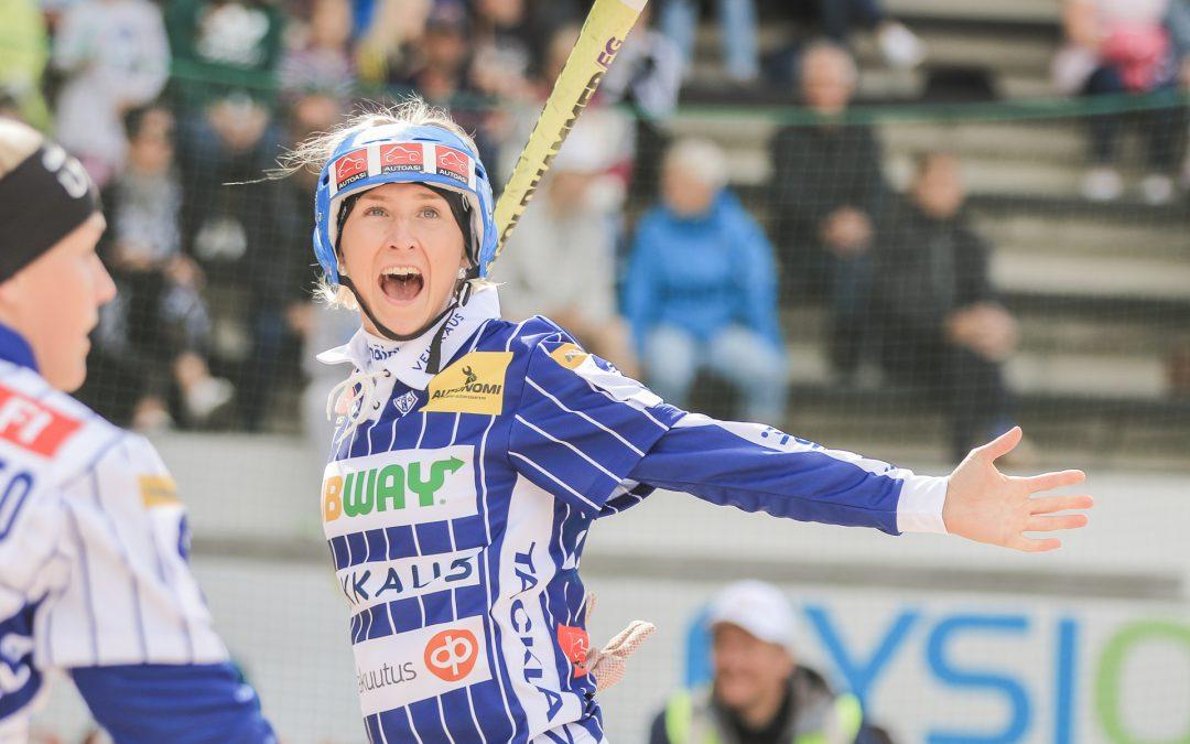 Vastaa kyselyyn – Jutta Myllyniemen opinnäytetyö pureutuu teemaan C-junioreiden pesäpallovalmentaja kasvattajana!