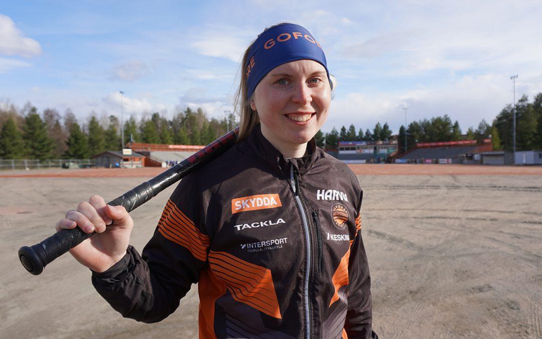 Emma Körkkö perui lopettamispäätöksensä ja allekirjoitti peräti kolmivuotisen sopimuksen Kirittäriin!