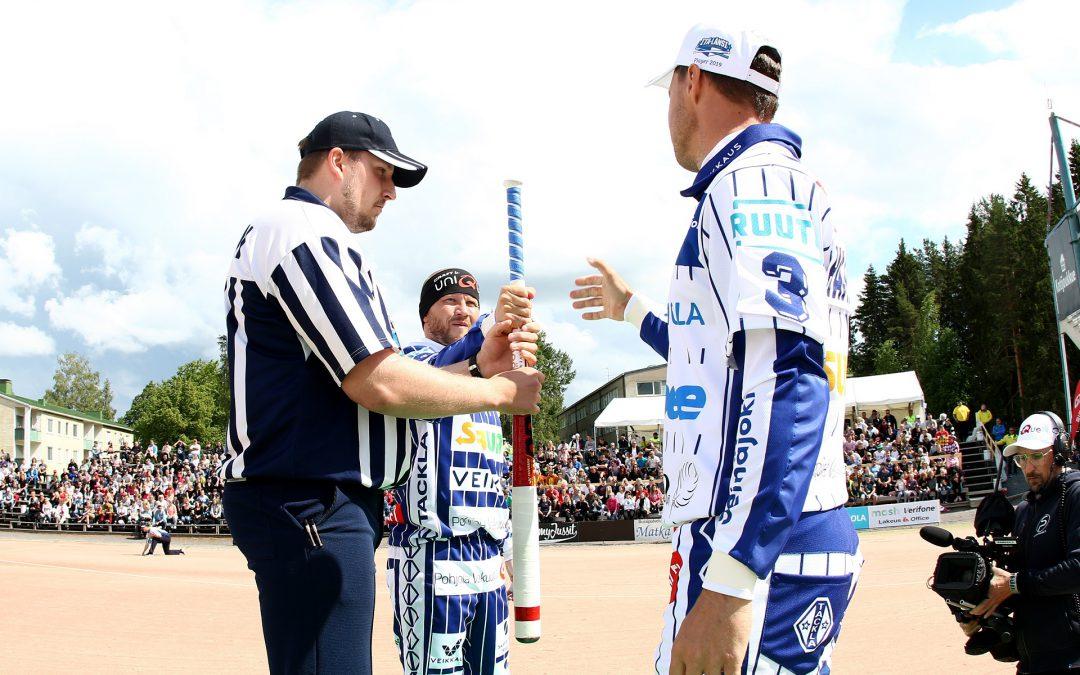 Pesäpalloliitto ohjeisti korona-ajan käytännöistä – perinteikkäästä hutunkeitosta luovutaan alkavalla kaudella