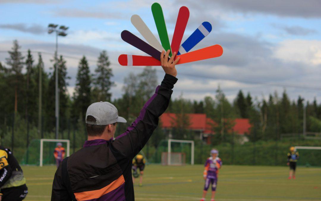 Kilpailukauden aikana järjestettäviin seurojen omiin turnauksiin ja isompiin tapahtumiin anottava lupa