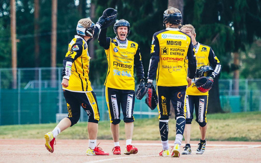 Pesiksestä nautittiin joka puolella Suomea – alemmillakin sarjatasoilla liki 500 katsojan yleisöjä!