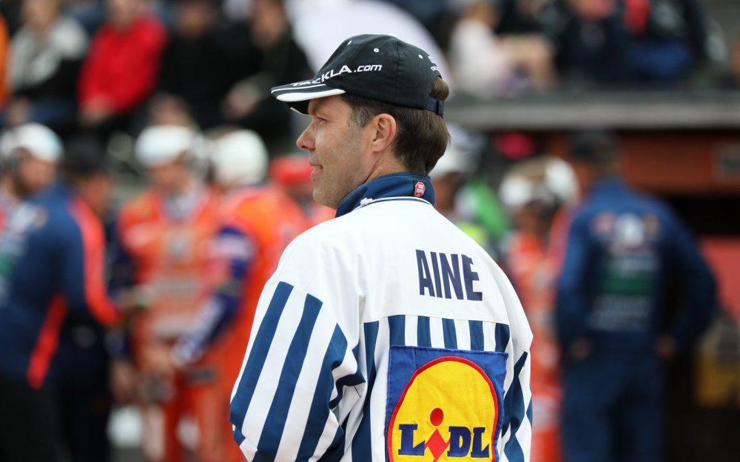 Antti Aine ylennettiin reservin majuriksi