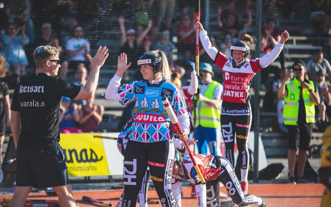 Tampere on urbaanin pesäpallon edelläkävijä