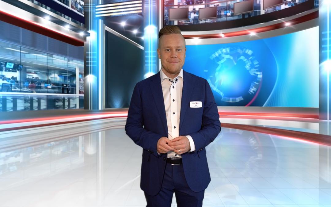"""Tv-uutuus Pesisuutiset raportoi kauden käänteistä – """"Kaikki innoissaan ideasta"""""""