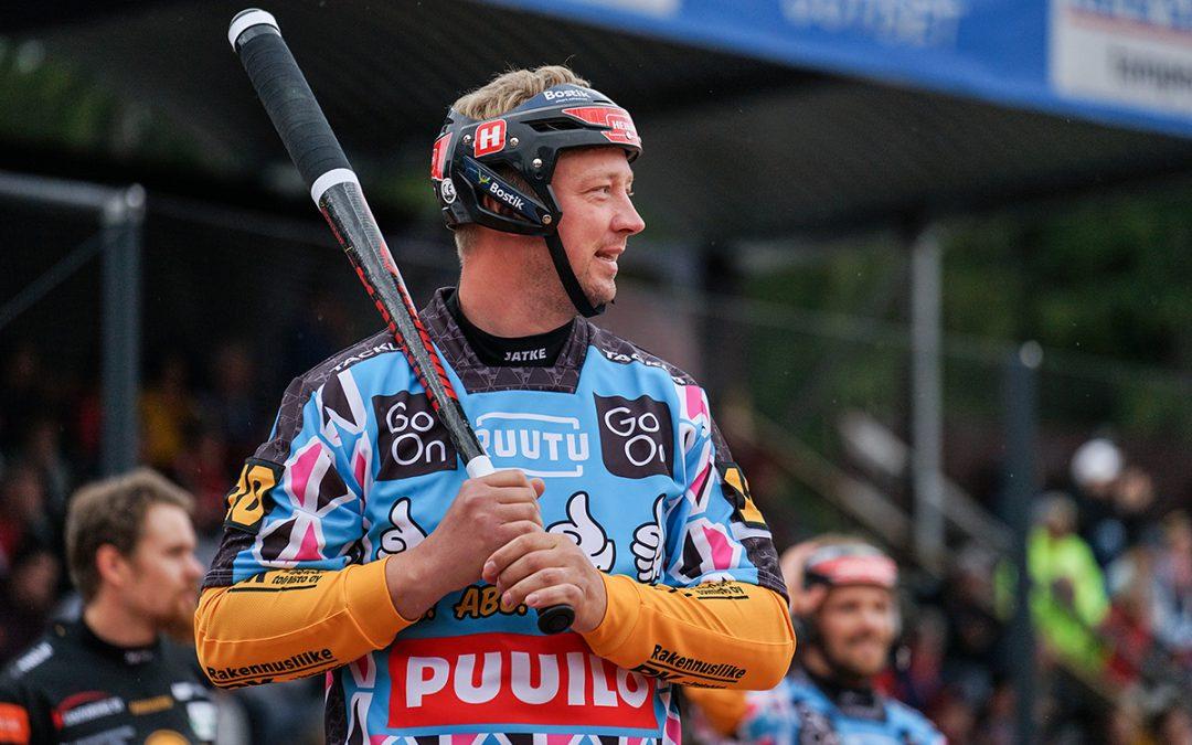 Jere Dahlström saavutti 500 superpesisottelun rajapyykin Tampereella