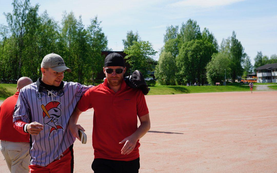 Verkot vahvemmin vesille – Heikki Rantanen palaa Lohen lukkariksi!