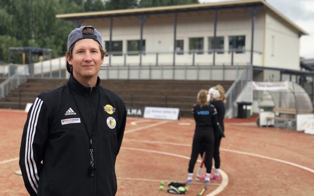 Tommi Luostarinen on Siilinjärven Pesiksen uusi junioripäällikkö