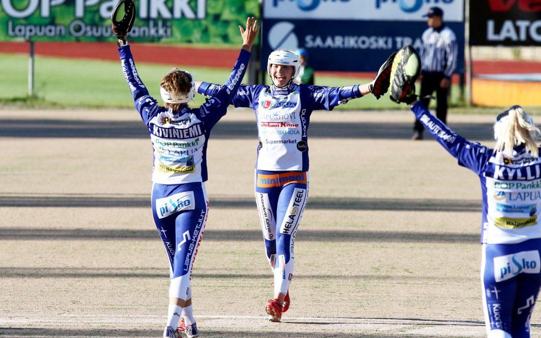 Tavoitteista ei tingitä Lapualla – se riittää, kun joukkue on Virkiänä oikeaan aikaan!