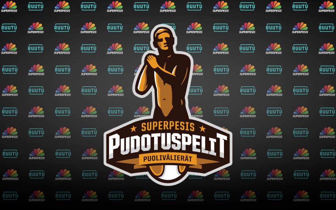 Miesten Superpesiksen puolivälierävalinnat Ruudun ja ISTV:n live-lähetyksenä keskiviikkona!
