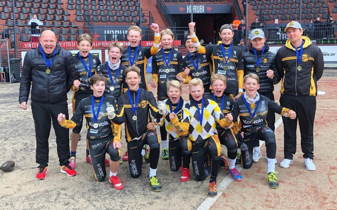 D-pojat pelasivat Joensuussa ja D-tytöt Raumalla lopputurnauksissa – voittajiksi KPL ja Fera!