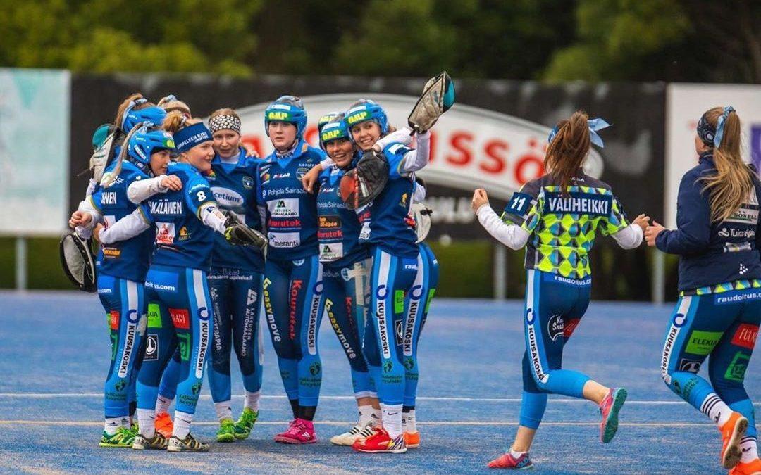 Kempeleen Kiri juhlii seurahistoriansa ensimmäistä B-tyttöjen Suomen mestaruutta!
