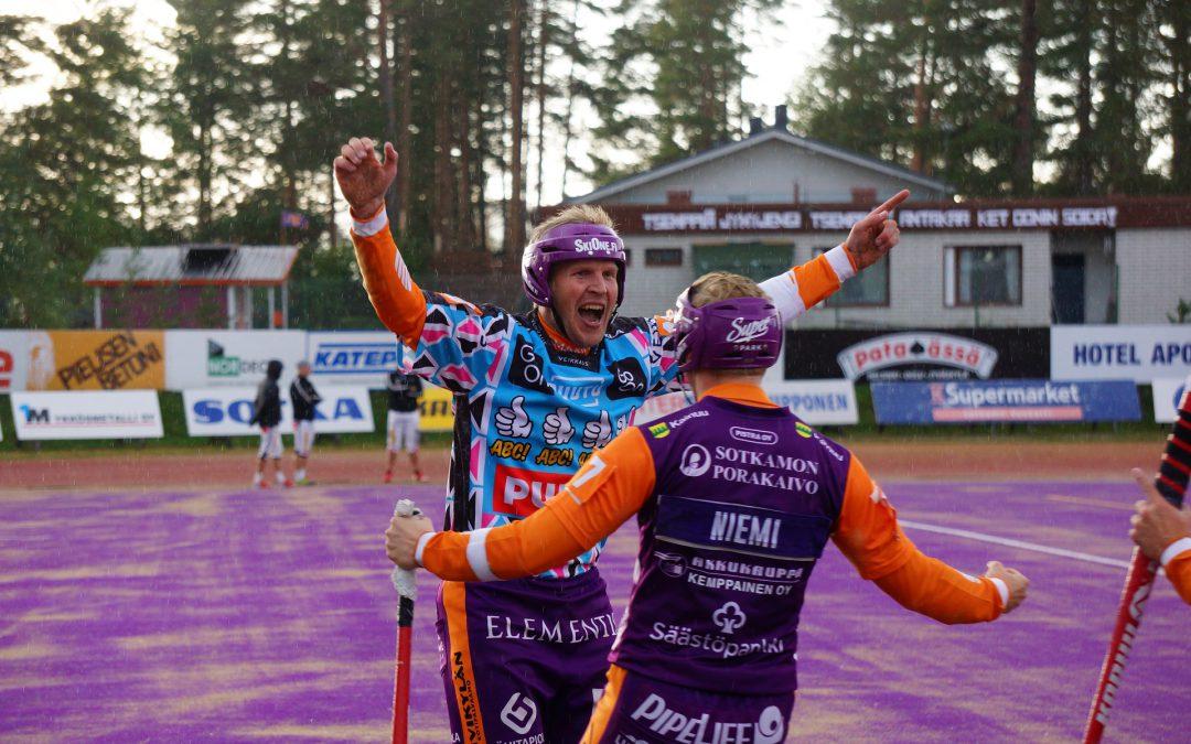 Kiikarissa jo 12. Suomen mestaruus – voiko Roope Korhonen iskeä urallaan jopa 2000 lyötyä Superpesiksessä?