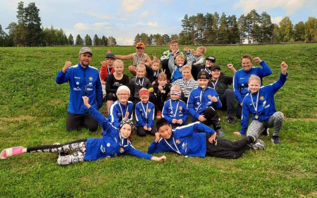 Joukkue-esittely: Suonenjoen Vasama