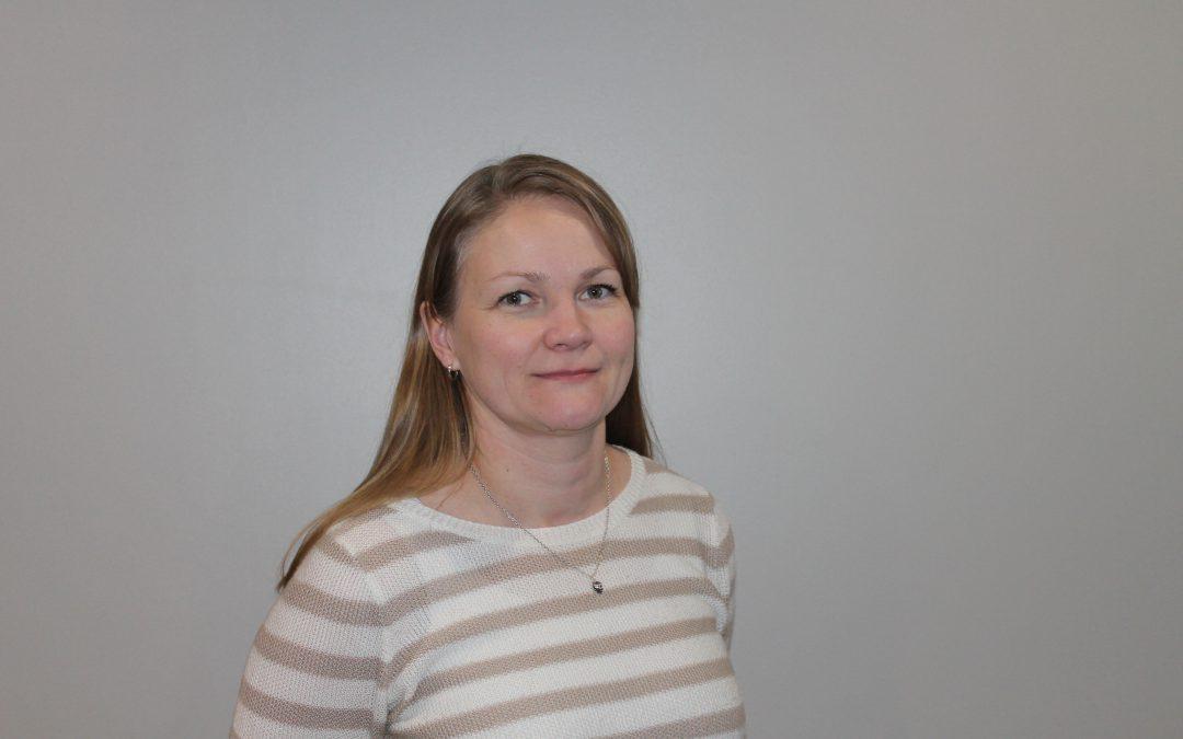 Johanna Seppälä Pohjoisen alueen puheenjohtajaksi