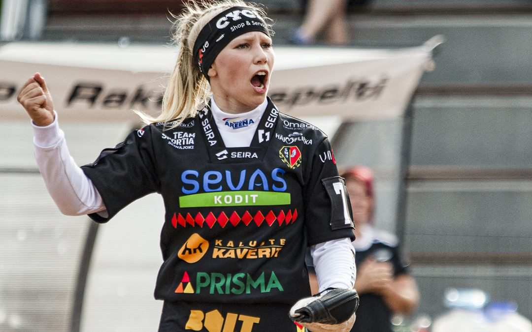 Majuttaret mukana naisten turnauksessa viikonloppuna – Jussittaret lähettää ottelunsa Facebook-sivullaan!