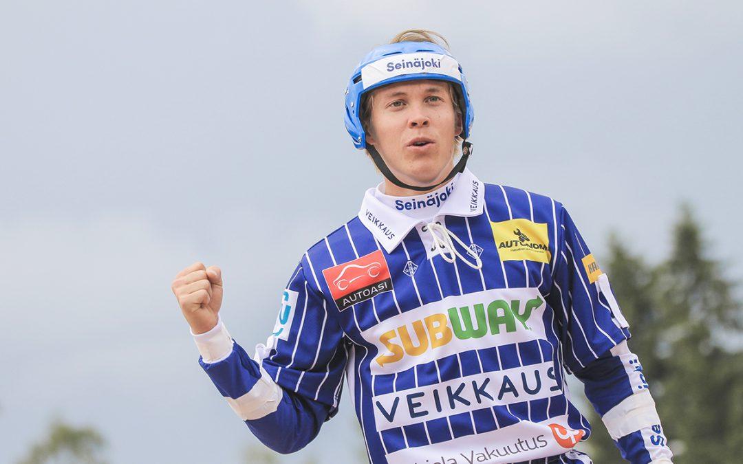 Veikkaus jatkaa vahvasti yhteistyössä suomalaisen pesäpallon kanssa!