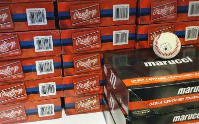 Liitto avustaa uusia baseball seuroja varustehankinnoissa
