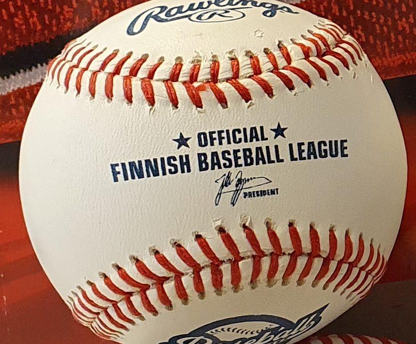 Rawlings on tulevan kauden pelipallo liiton virallisissa baseball otteluissa