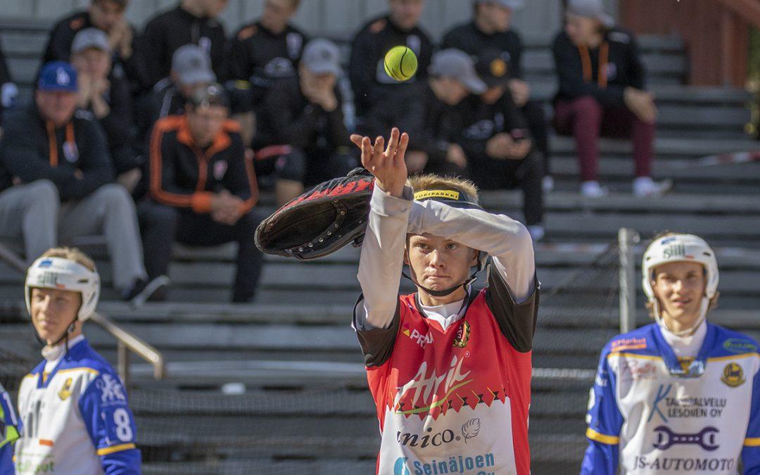 Kausi käyntiin suomensarjassa ja B-C-nuorten valtakunnallisissa sarjoissa aikaisintaan 15.5.