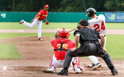 Baseball tuomareiden peruskoulutus
