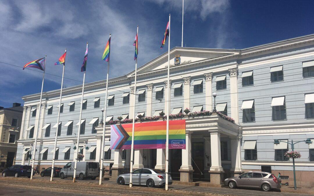 Pesäpallo kuuluu kaikille – Pride-viikolla juhlitaan tasa-arvoa ja yhdenvertaisuutta!