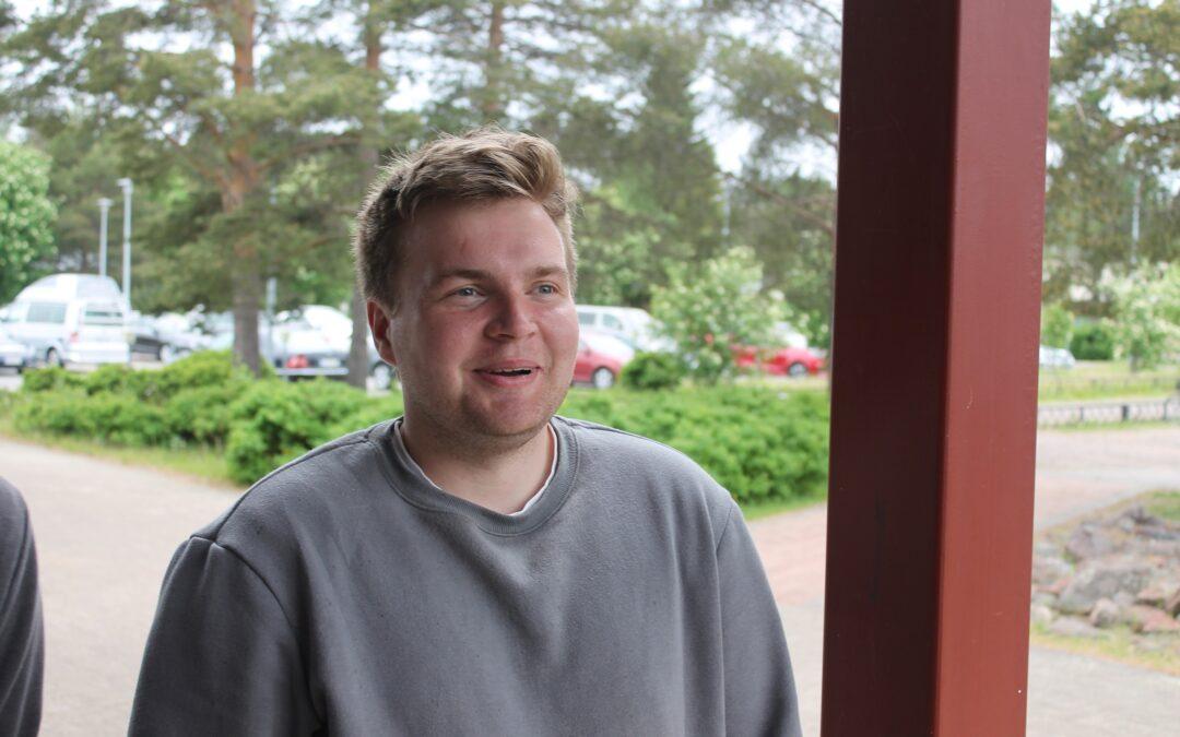 Valmentajaesittelyssä: Saku Suorsa, Lippo Juniorit D-pojat