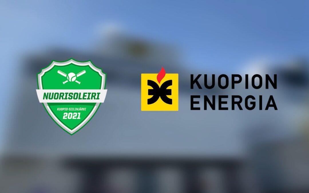 Kuopion Energia haluaa tuoda energia-alaa tutuksi nuorisoleiriläisille