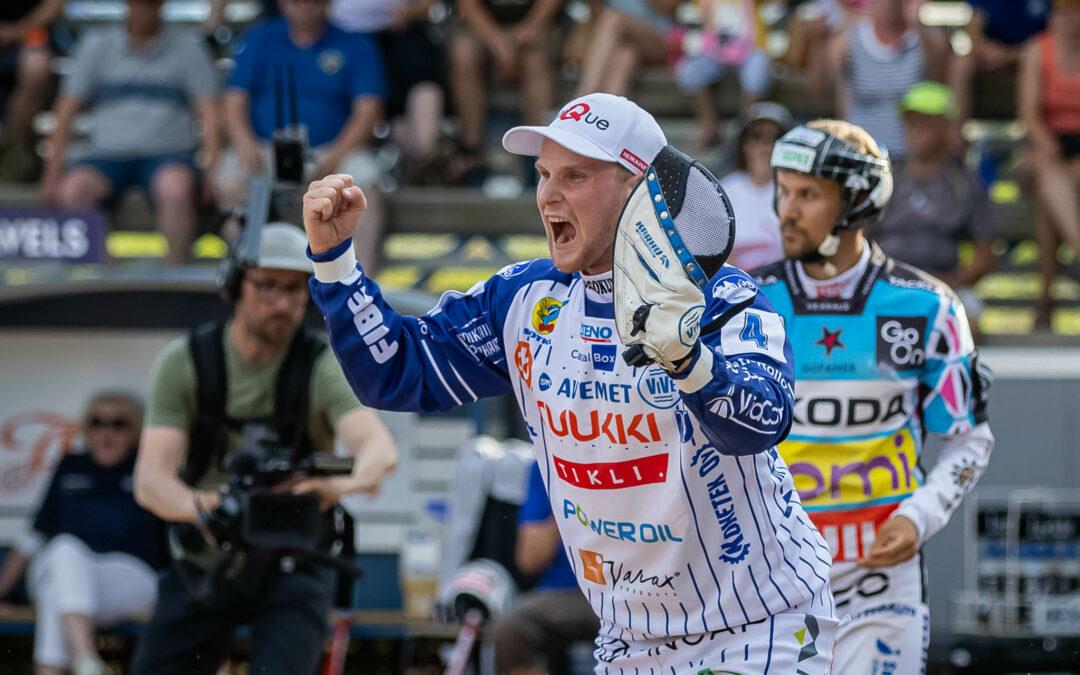 Perttu Ruuska ottaa muita kiinni ollakseen huippukunnossa, kun Suomen mestaruudesta pelataan!