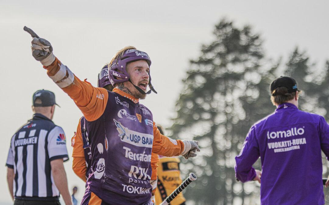 Oomin kuukauden pelaajiksi valittiin yleisön äänin Emma Körkkö ja Joni Rytkönen!