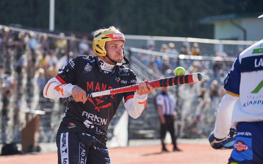 Tuomas Jussila toi 500. juoksunsa Superpesiksessä