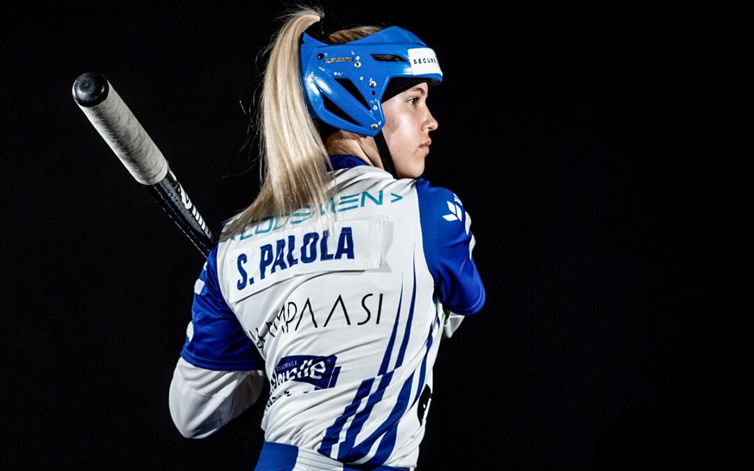 Roihuttarien Salli Palola pelaa tyttöjen Itä-Lännessä ensi viikon perjantaina