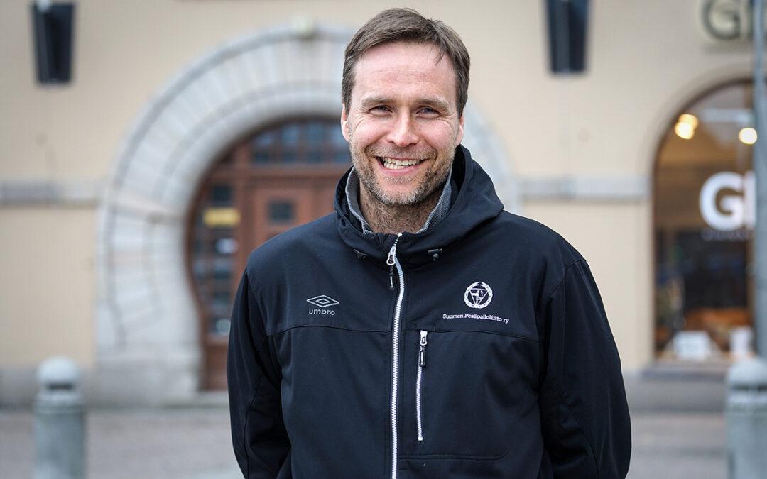 """Mikko Huotari: """"Aika Pesäpalloliitossa antoi mittaamattoman arvokkaat eväät"""""""