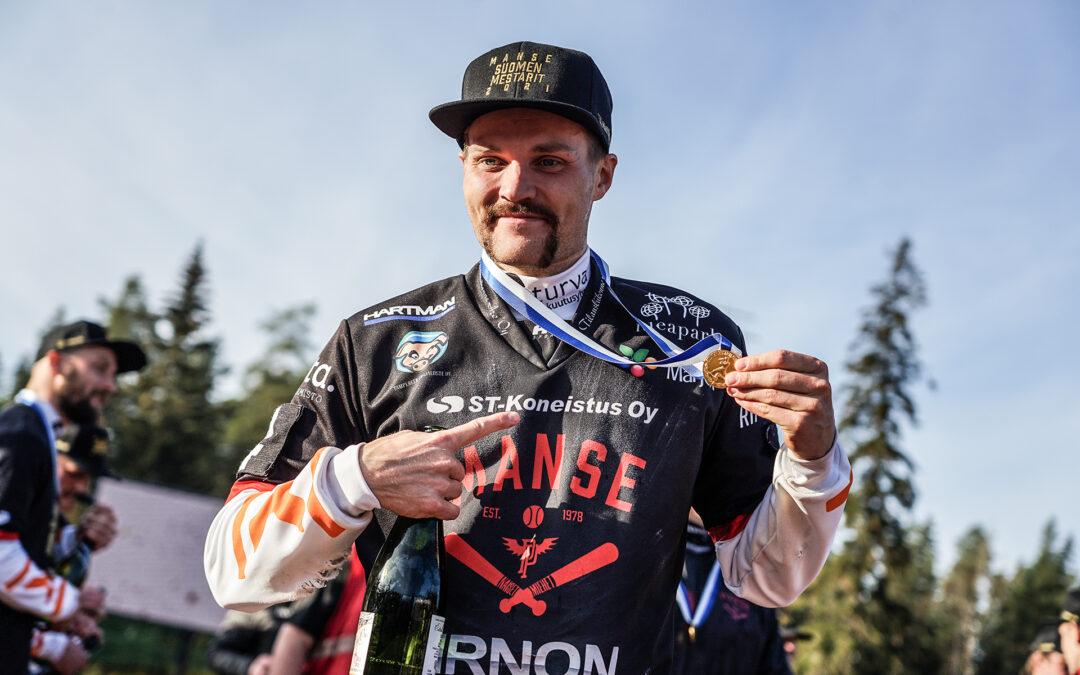 Tuomas Jussila valittiin ensi kertaa urallaan pudotuspelien arvokkaimmaksi pelaajaksi